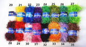 Sparkle Eyelash Yarn, Assorted Colours, Pack of 10