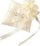 Hamanaka wedding kit Juno ( Juneau ) banksia rose ring pillow H431-136