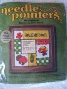 Mushroom Needlepoint Kit