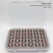 HONEYSEW 30PCS BOBBINS (10,20,50100ct) Metal # 0115367000 Alt# 0015367200 Bernina