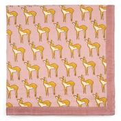 Milkbarn Big Lovey Blanket - Rose Fawn