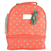 Zenith Lovely Baby Nappy Bag for Mom Cute Bag Double Shoulder Bag red colour bag