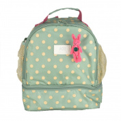 Zenith Lovely Baby Nappy Bag for Mom Double Shoulder Bag Cute Bag Double Shoulder Bag green colour
