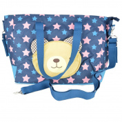 Zenith Cute Mommy Bag Baby Nappy Tote Bags New Designer Lovely Bear Cartton Bag