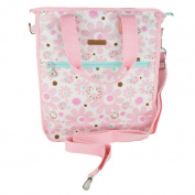 Zenith Lovely Baby Nappy Bag for Mom Handle Bag Cute Bag Pink