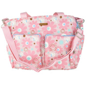 Zenith Lovely Baby Nappy Bag for Mom Cute Bag Pink
