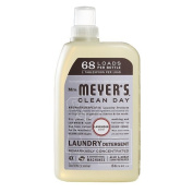 Mrs. Meyer's Clean Day Laundry Detergent, 68 Loads, Lavender 1010ml