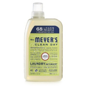 Mrs. Meyer's Clean Day Laundry Detergent, 68 Loads, Lemon Verbena 1010ml