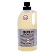 Mrs. Meyer's Clean Day Laundry Detergent, 64 Loads, Lavender 1890ml