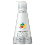 method 8X Laundry Detergent, Free + Clear 30 oz