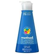 method 8X Laundry Detergent, Fresh Air 30 oz