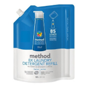 method Laundry Detergent Refill, 85 Loads, Fresh Air 1010ml