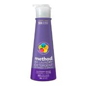 method Laundry Detergent, 50 Loads, Lavender Cedar 20 fl oz