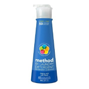 method Laundry Detergent, 50 Loads, Fresh Air 20 fl oz