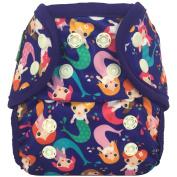 Bummis Swimmi Swim Cloth Nappy - Mermaid - One Size - 10 - 35 pounds ( 4.5 - 16 kg).