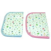 New Cotton Baby Infant Crib Pads Urine Cover Mat Burp