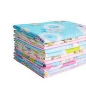 Waterproof Cloth Pad Children Kids Changing Mat Cover Burp Infant