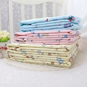 Cotton Baby Crib Pads Cover Burp Changing Pad Infant Urine Mat