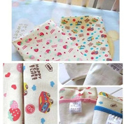 Cute Cartoon Kids Infant Waterproof Urine Cover Mat Burp Changing Pad