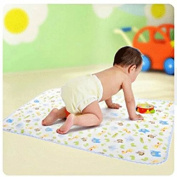 Reusable Changing Pad Infant Waterproof Urine Mat Cover Baby Kids Gift