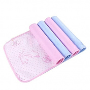 Soft Waterproof Bed Sheets Reusable Baby Kids Urine Mat