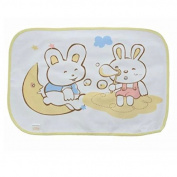 New Cartoon Crib Pads Baby Waterproof Urine Cover Mat Burp Infant Changing Pad