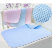New Bamboo Fibre Leakproof Urine Pad Baby Swaddle Urine Mat Cover