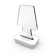 Bamber Smart Night Light Featuring Aroma Diffuser / Air Purifier / USB Charger, Smart Motion Sensor, Warm Soft Light