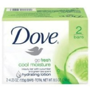 Dove Beauty Bar, Cool Moisture, 120ml, 2 ct Thank you to all the patrons We hope that he has gained the trust from you again the next time the service