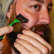 Beard Symmetry 2.0 - Beard & Moustache Shaping Tool For Perfect Lines & Symmetry
