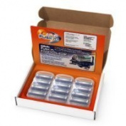 Gillette Fusion Manual Men's Razor Blade Refills 12 Count by HERO24HOUR