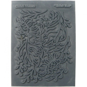 Christi Friesen Texture Stamp 5.13cm X4.5in 1/Pkg Quiet Riot