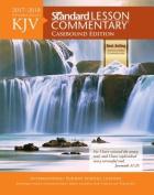 KJV Standard Lesson Commentary(r) Casebound Edition 2017-2018