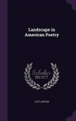 Landscape in American Poetry