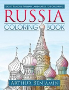 Russia Coloring Book