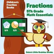 Fractions 5th Grade Math Essentials