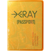 Flight 001 X-ray Passport Cover