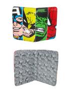 BB Designs Marvel Superhero Passport Tag Set