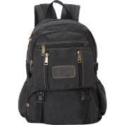 R & R Collections Canvas Medium Laptop Backpack