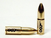 007 James Bond, Collector's Gold Bullet Paper Weight