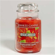 Yankee Candle Autumn Leaves Large Jar Candle, Fresh Scent