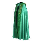 BLESSUME Church Bishop Green Cope with stole- liturgical Vestments