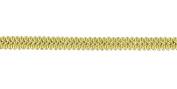 Belagio Enterprises 1.1cm Metallic Braid Trim 25 Yards, Gold