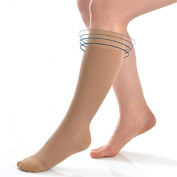 BSN Medicals 7768134 Jobst UltraSheer Knee High Compression Stockings, 30-40 Large Full Calf