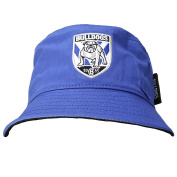 Lenco Adult NRL Canterbury Bulldogs Bucket Hat
