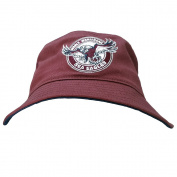 Lenco Junior NRL Manly Sea Eagles Bucket Hat