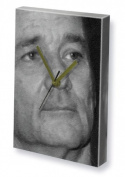 BILL MURRAY - Canvas Clock (A5 - Signed by the Artist) #js002
