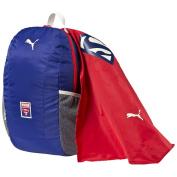 PUMA Superman Cape Backpack Sodalite Blue 17 Litres