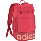 adidas Linear Performance Womens Backpack Red 21 Litre