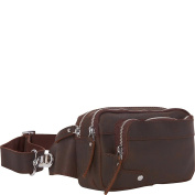 Vagabond Traveller Fashion Cowhide Leather Waist Packs